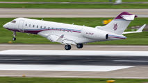 M-YVVF - Private Bombardier BD-700 Global Express aircraft