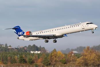 EI-FPR - SAS - Scandinavian Airlines (CityJet) Canadair CL-600 CRJ-900