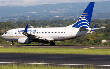 HP-1373CMP - Copa Airlines Boeing 737-700