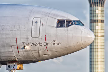 N597FE - FedEx Federal Express McDonnell Douglas MD-11F