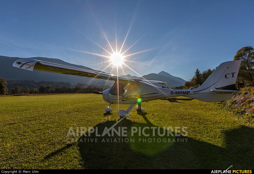 Private D-MRMP aircraft at Nötsch im Gailtal