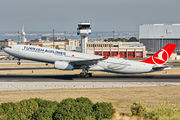 TC-LOD - Turkish Airlines Airbus A330-300 aircraft