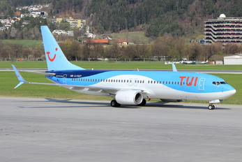 G-FDZT - TUI Airlines UK Boeing 737-800