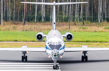 RF-66003 - Russia - Navy Tupolev Tu-134AK