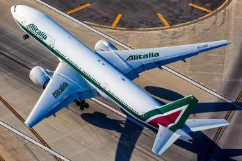 EI-ISE - Alitalia Boeing 777-200ER