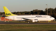 YL-BBR - Air Baltic Boeing 737-300 aircraft