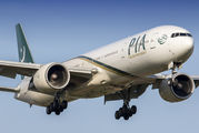 AP-BID - PIA - Pakistan International Airlines Boeing 777-300ER aircraft