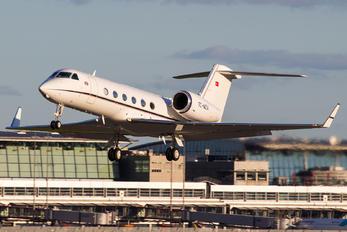 TC-MZA - Private Gulfstream Aerospace G-V, G-V-SP, G500, G550
