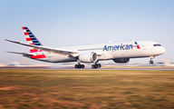 N830AN - American Airlines Boeing 787-9 Dreamliner aircraft