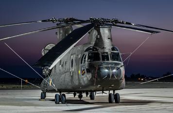 ET417 - Spain - FAMET Boeing CH-47D Chinook