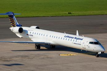 D-ACND - Lufthansa Regional - CityLine Canadair CL-600 CRJ-900