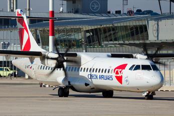 OK-MFT - CSA - Czech Airlines ATR 72 (all models)