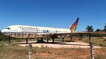 PT-TAC - Transbrasil Boeing 767-200 aircraft
