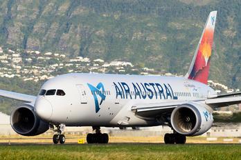 F-OLRB - Air Austral Boeing 787-8 Dreamliner