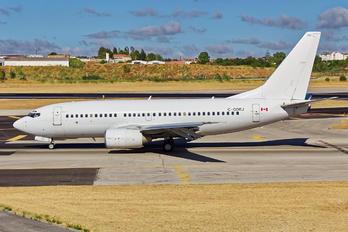 C-GDEJ - Enerjet Boeing 737-700