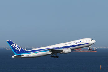 JA605A - ANA - All Nippon Airways Boeing 767-300ER