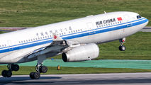 B-6117 - Air China Airbus A330-200 aircraft
