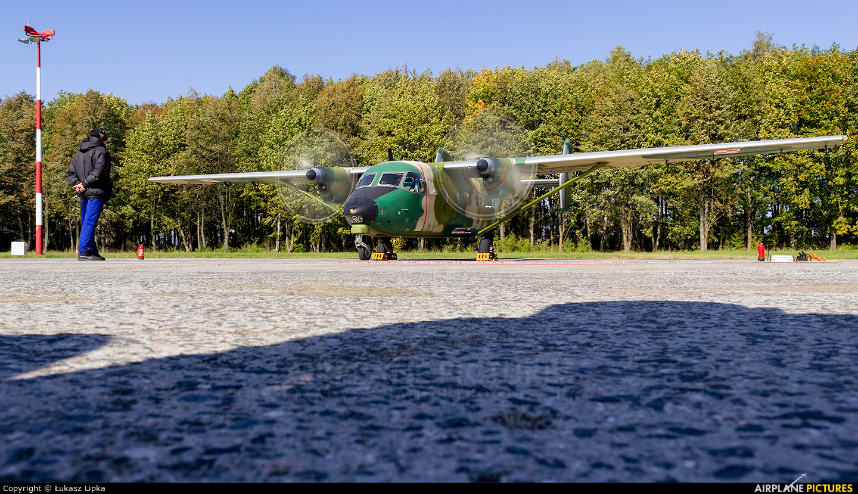 Poland - Air Force 0211 aircraft at Radom - Sadków
