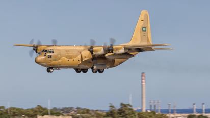472 - Saudi Arabia - Air Force Lockheed C-130H Hercules