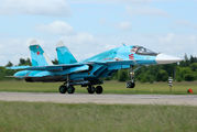 16 RED - Russia - Air Force Sukhoi Su-34 aircraft