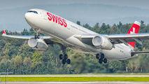 HB-JHB - Swiss Airbus A330-300 aircraft