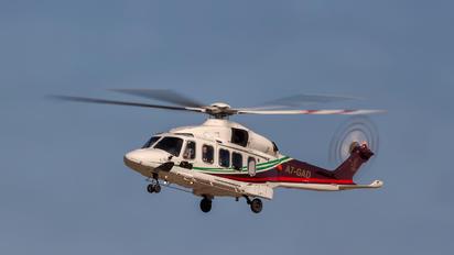 A7-GAD - Gulf Helicopters Agusta Westland AW189