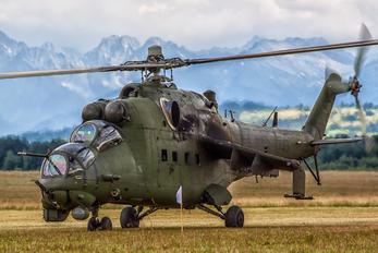 741 - Poland - Air Force Mil Mi-24D