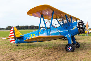 F-AZCK - Private Boeing Stearman, Kaydet (all models)