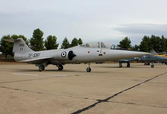 5961 - Greece - Hellenic Air Force Lockheed TF-104G Starfighter
