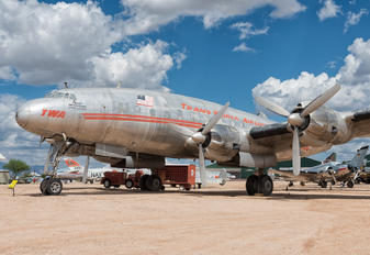 N90831 - TWA Lockheed C-69 Constellation
