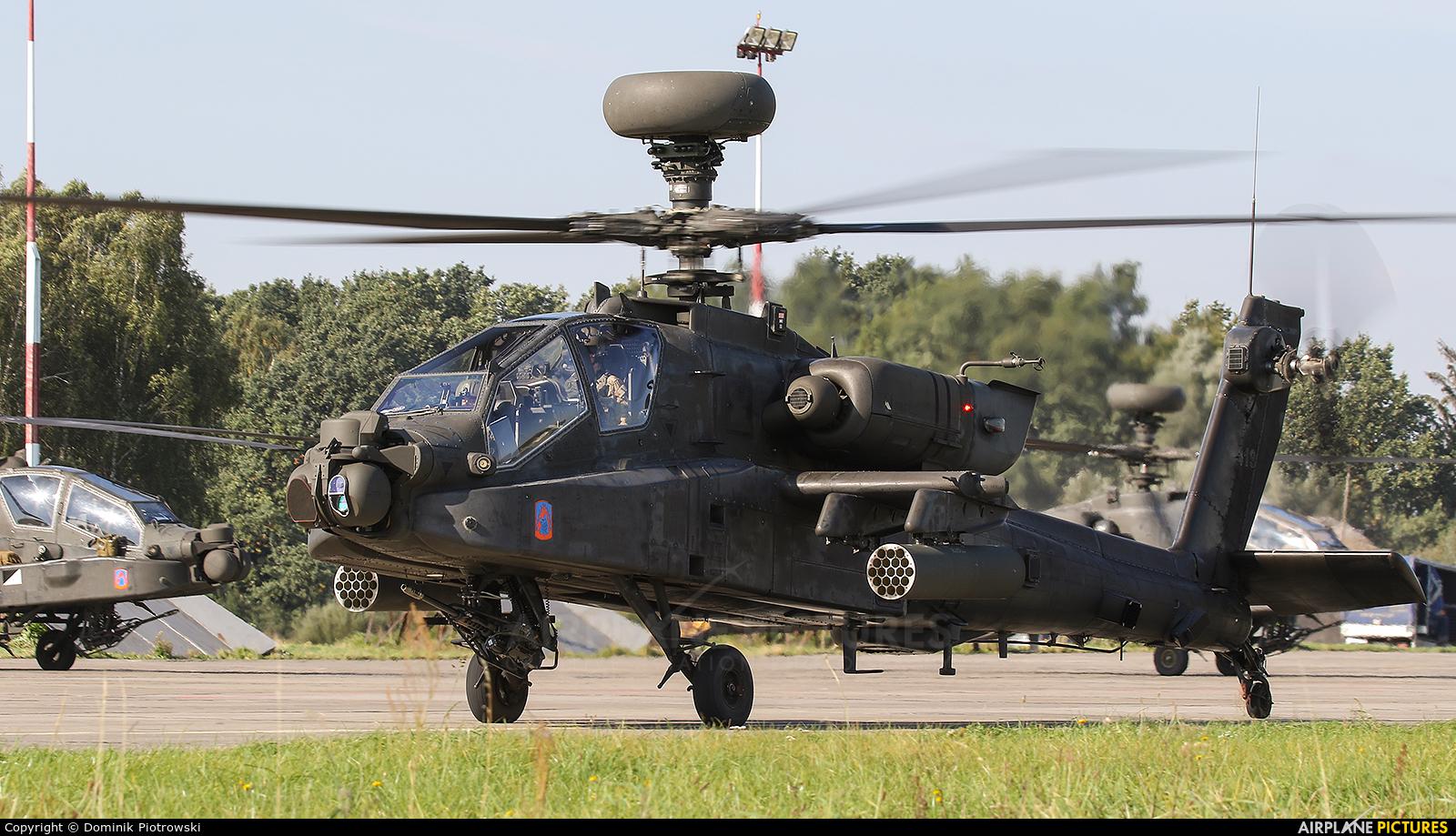 USA - Army 04-05419 aircraft at Malbork