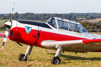 F-AZQZ - Private de Havilland Canada DHC-1 Chipmunk