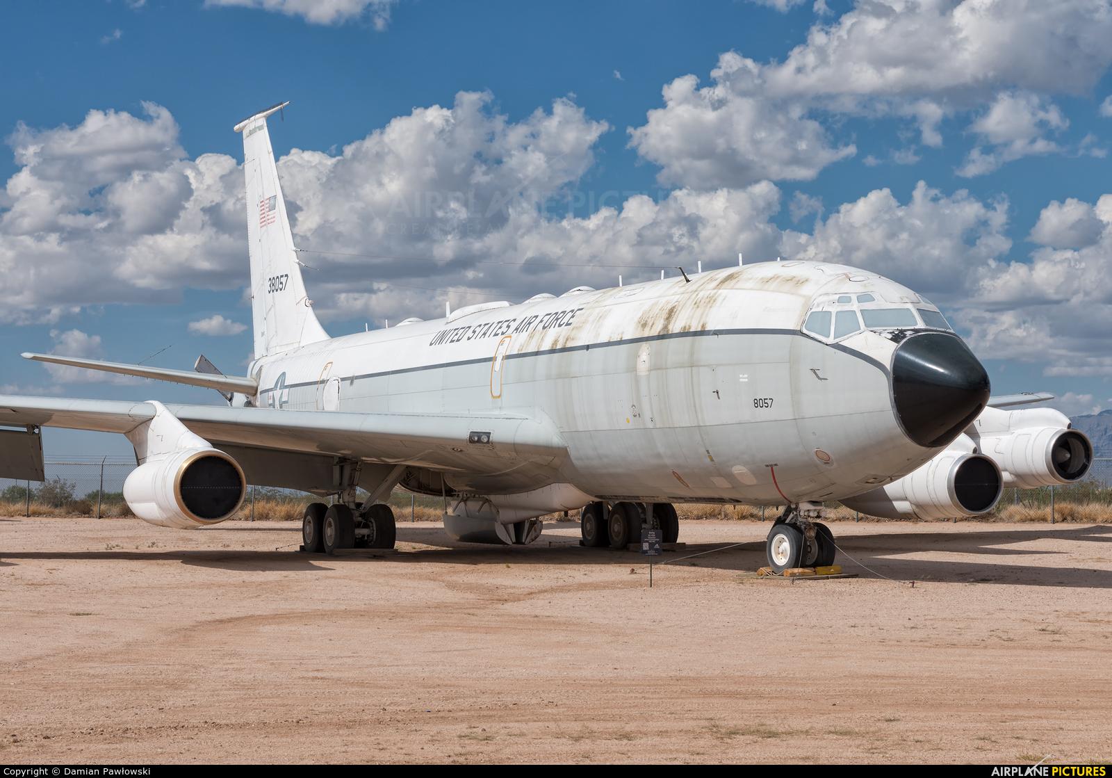 USA - Air Force 63-8057 aircraft at Tucson - Pima Air & Space Museum