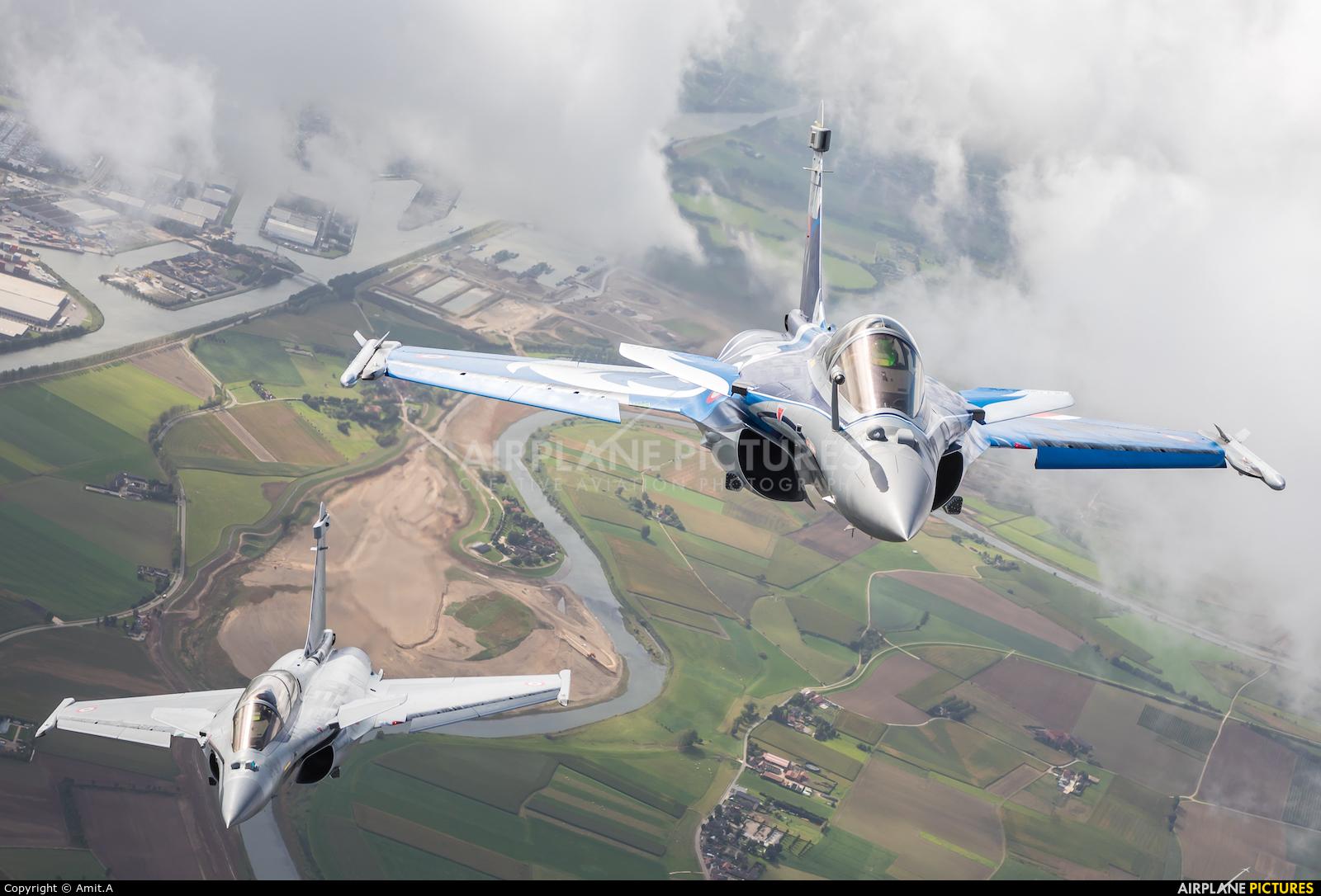 France - Air Force 4-GL aircraft at In Flight - Belgium