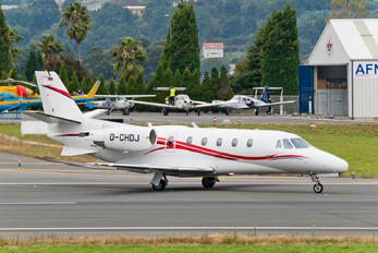 D-CHDJ - Private Cessna 560XL Citation XLS