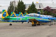 """FAB5710 - Brazil - Air Force """"Esquadrilha da Fumaça"""" Embraer EMB-314 Super Tucano A-29A aircraft"""