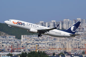 B-5591 - Shandong Airlines  Boeing 737-800