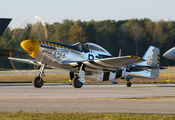 NL51JB - Private North American P-51D Mustang aircraft
