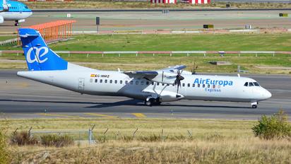 EC-MMZ - Air Europa ATR 72 (all models)