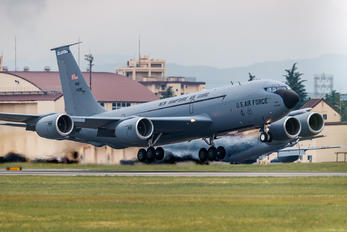 57-1430 - USA - Air Force Boeing KC-135R Stratotanker