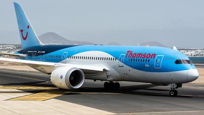 G-TUIB - Thomson/Thomsonfly Boeing 787-8 Dreamliner