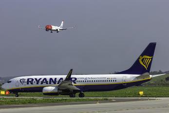 EI-DPL - Ryanair Boeing 737-800