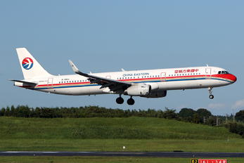 B-9903 - China Eastern Airlines Airbus A321