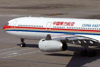 B-5953 - China Eastern Airlines Airbus A330-300