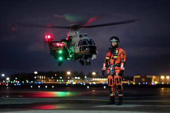 OH-HVQ - Finland - Border Guard Airbus Helicopters H215
