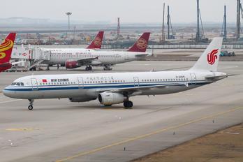 B-6825 - Air China Airbus A321