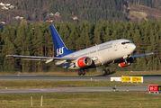LN-RRM - SAS - Scandinavian Airlines Boeing 737-700 aircraft