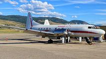 N580HW - Honeywell Aviation Services Convair CV-580 aircraft