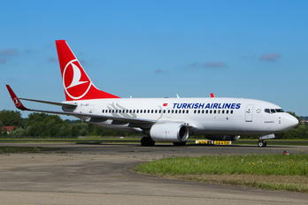 TC-JKO - Turkish Airlines Boeing 737-700