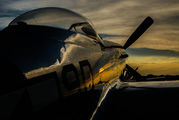 NL51JC - Private North American P-51D Mustang aircraft